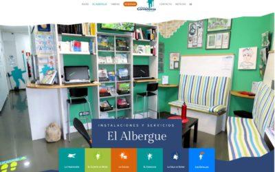 Nueva Web Albergue Corredoiras